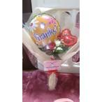 バルーンブーケ 花束 卒園 先生への贈り物 サンキュー 長持ち お手頃価格