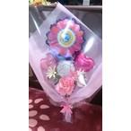 バルーンブーケ 花束 卒園 先生への贈り物 サンキュー 長持ち お手頃価格 お花バルーン